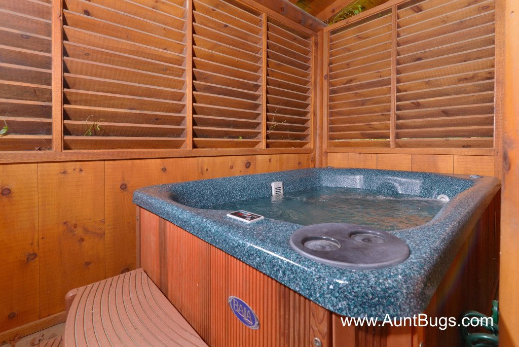 Photo of a Sevierville Cabin named Poolside Retreat #221 - This is the tenth photo in the set.