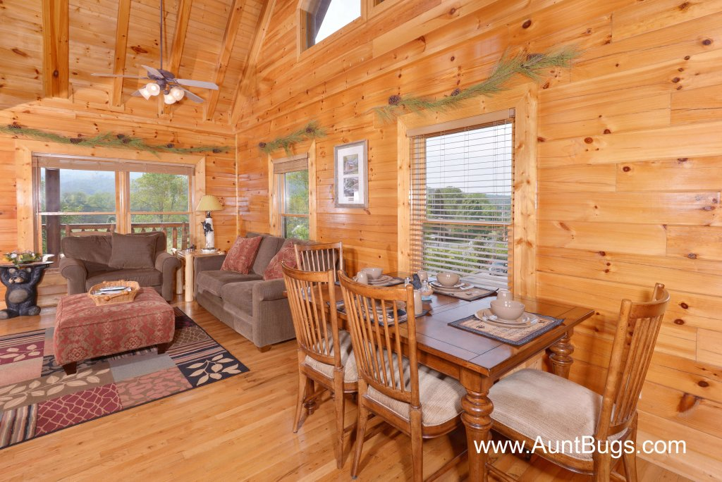 Photo of a Sevierville Cabin named Poolside Retreat #221 - This is the ninth photo in the set.