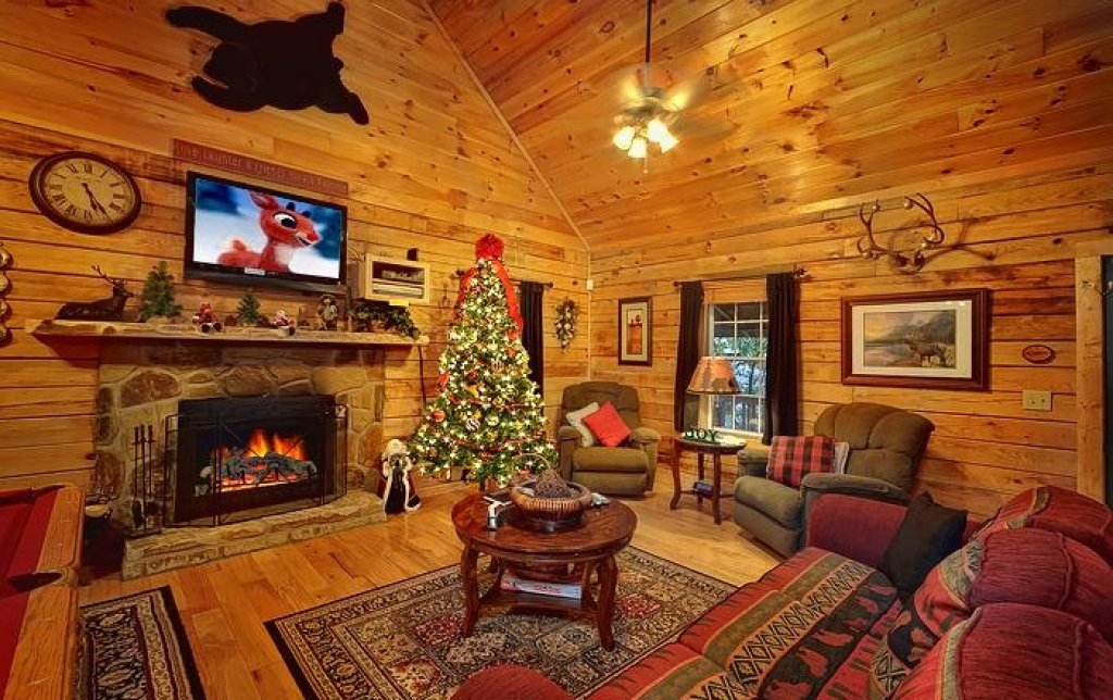 Photo of a Pigeon Forge Cabin named Serendipity - This is the twenty-eighth photo in the set.