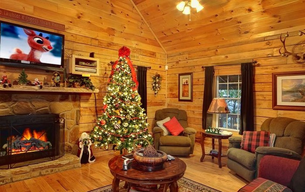 Photo of a Pigeon Forge Cabin named Serendipity - This is the twenty-seventh photo in the set.