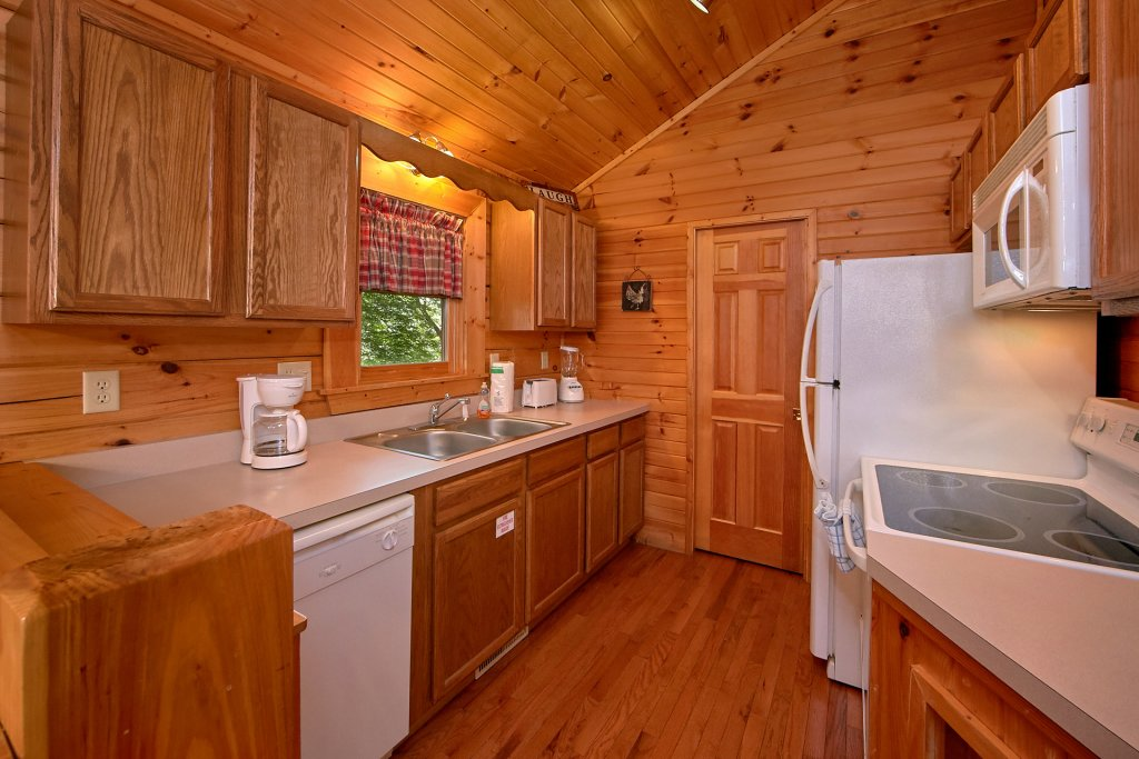 Photo of a Gatlinburg Cabin named Suite Harmony #243 - This is the fourth photo in the set.