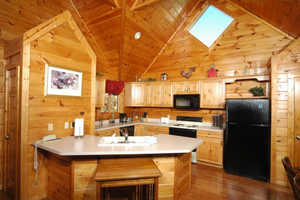 Photo of a Gatlinburg Cabin named Eagle's Nest #379 - This is the tenth photo in the set.