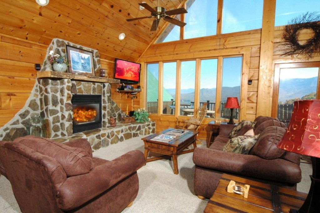 Photo of a Gatlinburg Cabin named Eagle's Nest #379 - This is the ninth photo in the set.