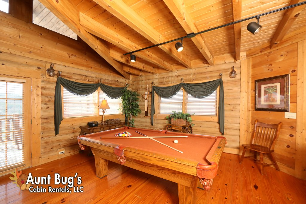 Photo of a Pigeon Forge Cabin named A Slice Of Paradise #161 - This is the sixth photo in the set.