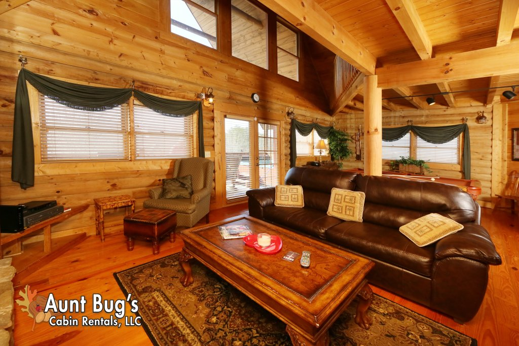Photo of a Pigeon Forge Cabin named A Slice Of Paradise #161 - This is the seventh photo in the set.