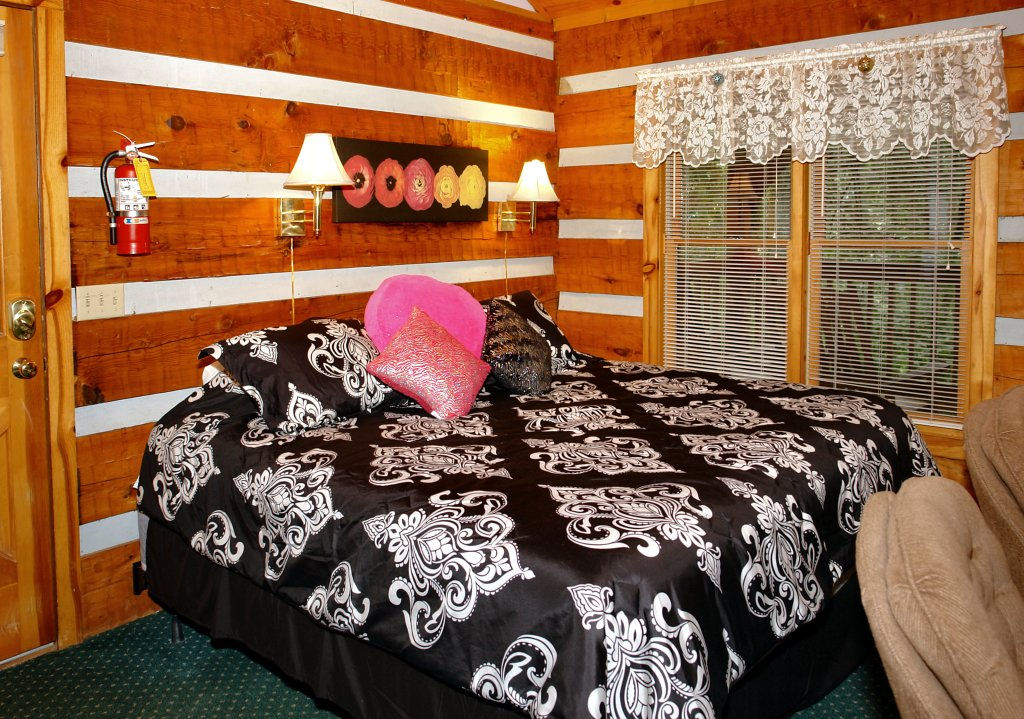 Photo of a Gatlinburg Cabin named Puppy Love #1619 - This is the third photo in the set.