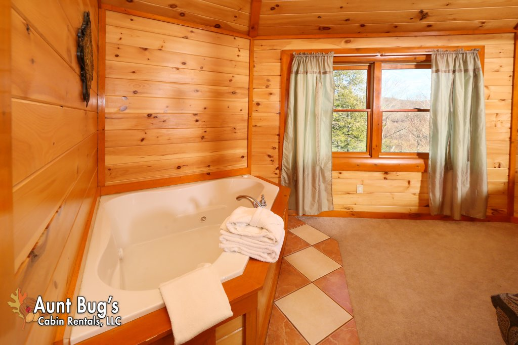 Photo of a Gatlinburg Cabin named Swimmin With Bears #375 - This is the twenty-third photo in the set.