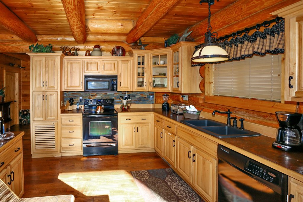 Photo of a Pigeon Forge Cabin named Mountaintop Paradise - This is the tenth photo in the set.