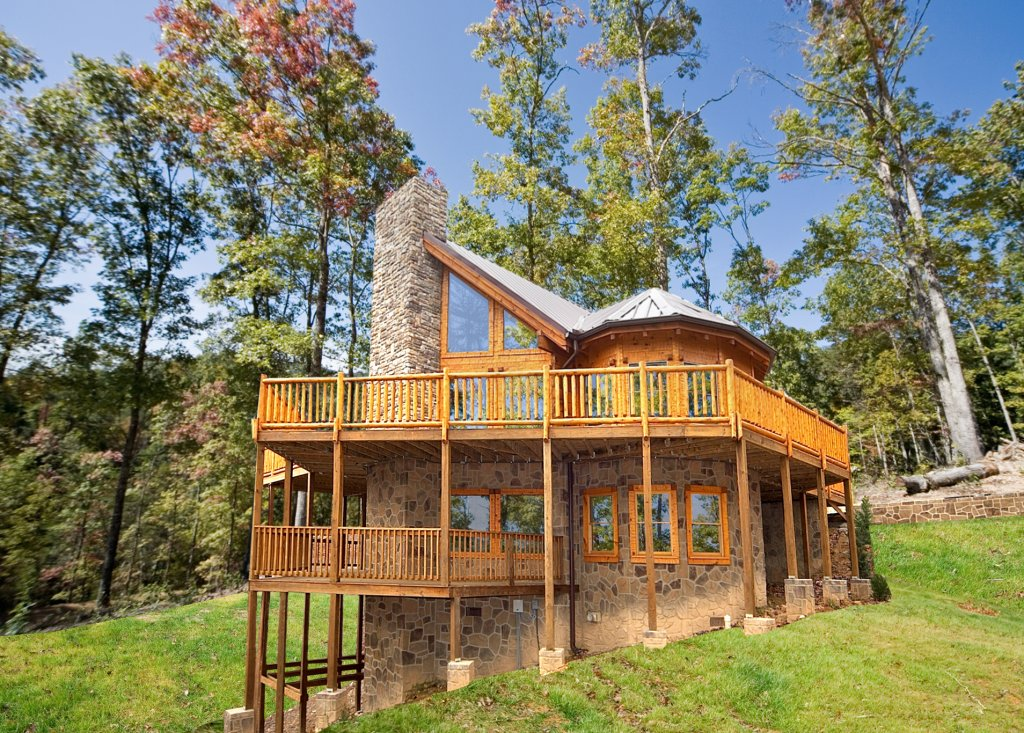 Photo of a Gatlinburg Cabin named Silvercreek - This is the eighteenth photo in the set.
