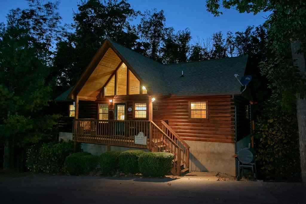 Photo of a Pigeon Forge Cabin named Sweet Mountain Laurel #403 - This is the twenty-fourth photo in the set.