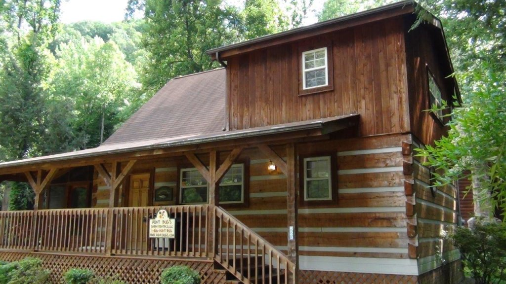 Photo of a Gatlinburg Cabin named Angler's Perch #2523 - This is the fifteenth photo in the set.
