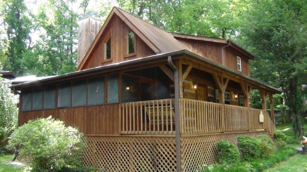 Photo of a Gatlinburg Cabin named Angler's Perch #2523 - This is the fourteenth photo in the set.