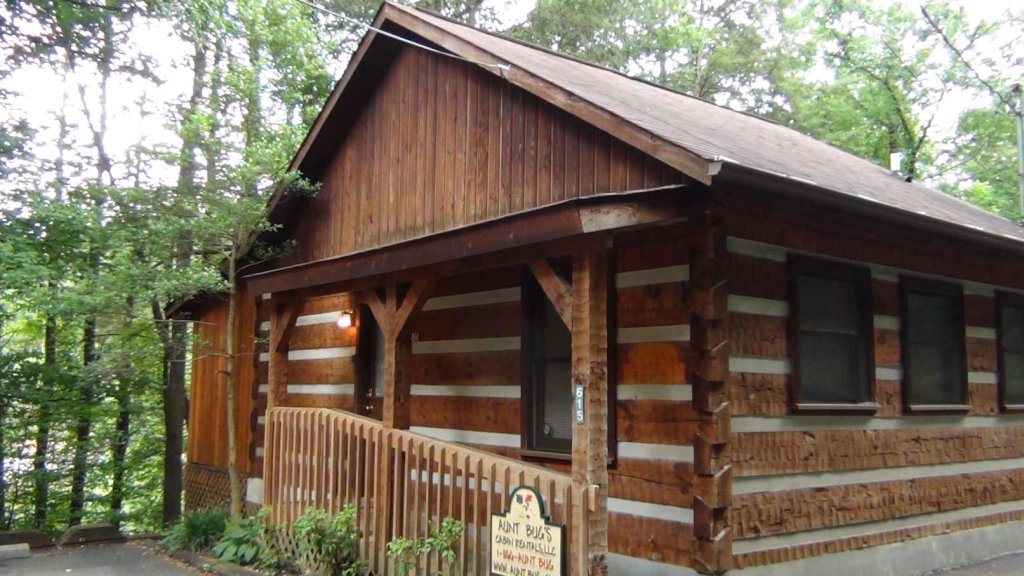 Photo of a Gatlinburg Cabin named Leather And Lace #1615 - This is the first photo in the set.