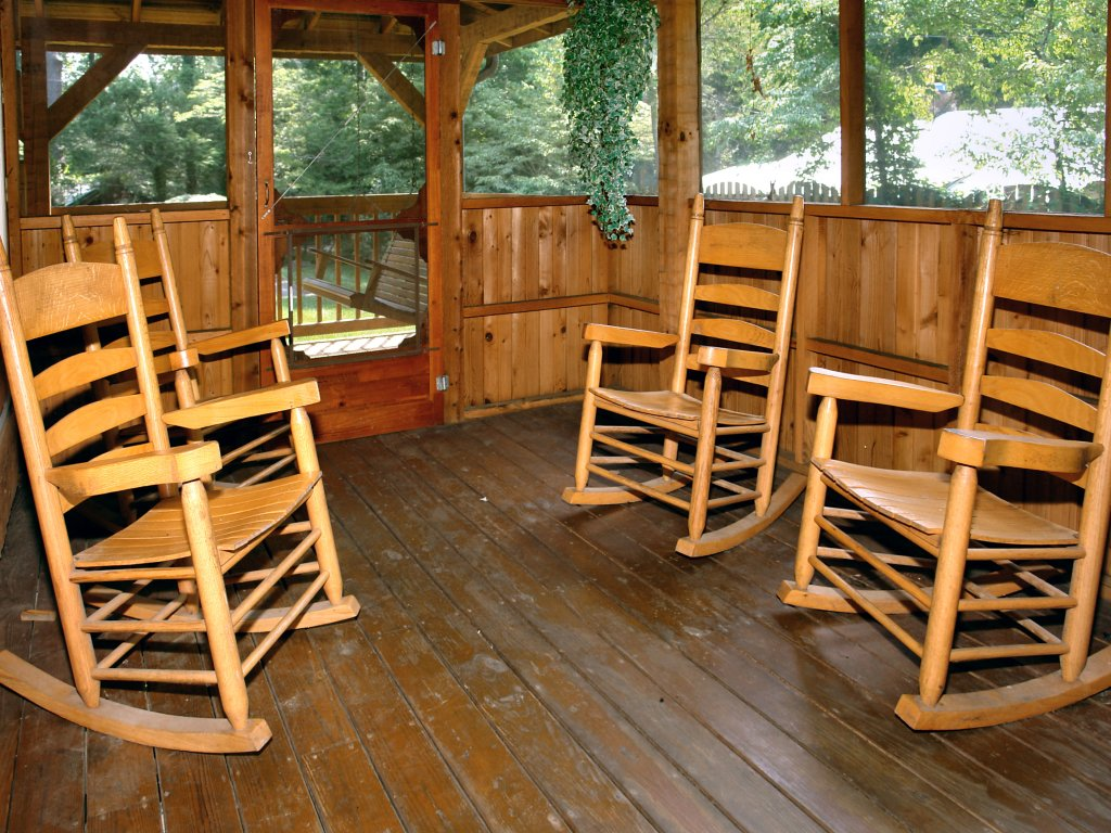 Photo of a Gatlinburg Cabin named Angler's Perch #2523 - This is the sixth photo in the set.