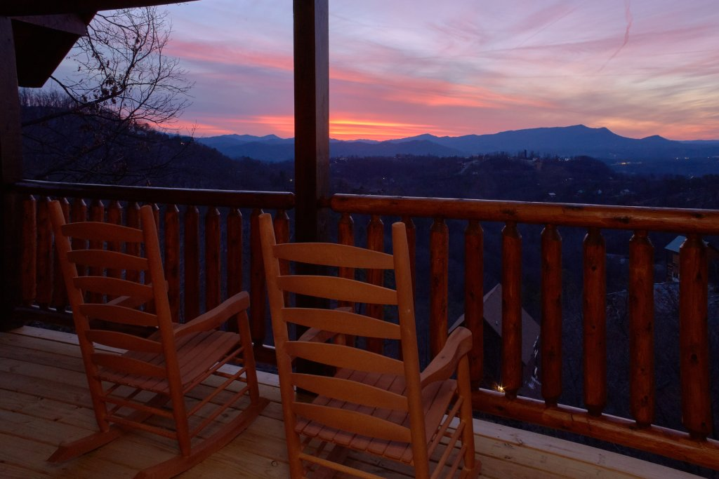 Photo of a Pigeon Forge Cabin named Panoramic Views - This is the first photo in the set.