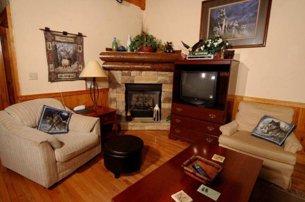 Photo of a Pigeon Forge Cabin named Dollys Dream #284 - This is the twelfth photo in the set.