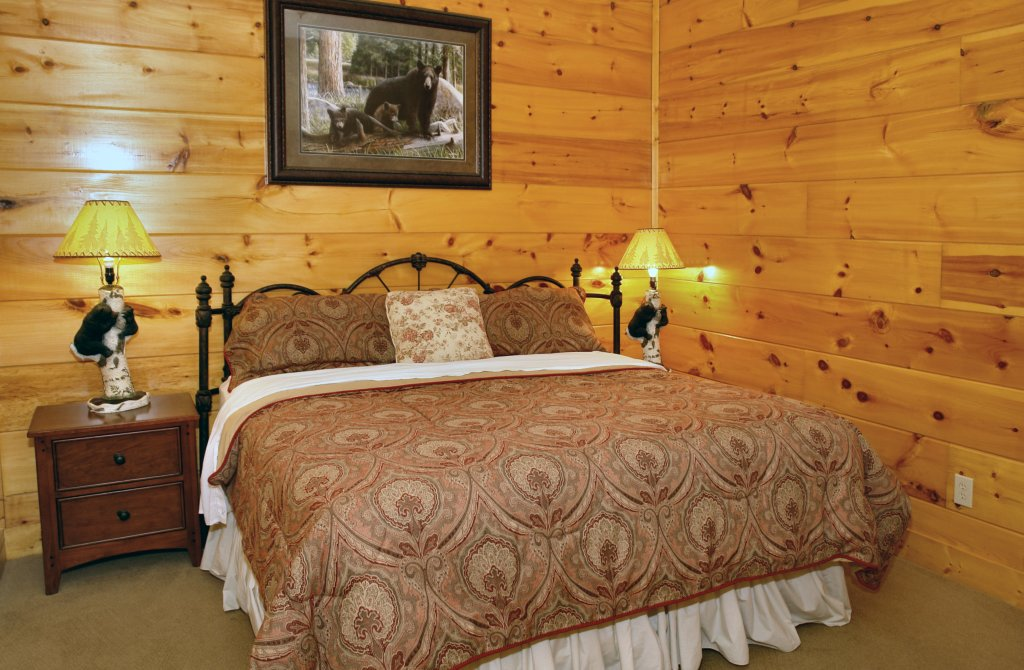 Photo of a Pigeon Forge Cabin named Almost Bearadise #289 - This is the fifth photo in the set.