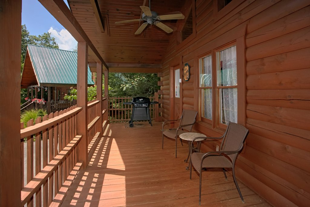 Photo of a Gatlinburg Cabin named Suite Harmony #243 - This is the third photo in the set.