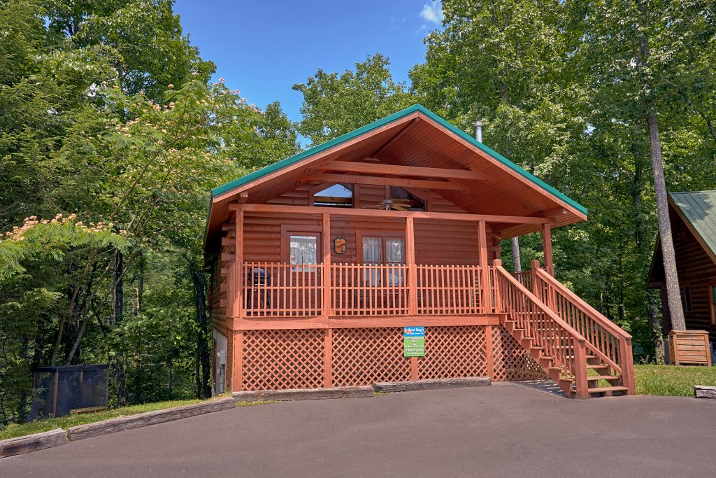 Photo of a Gatlinburg Cabin named Suite Harmony #243 - This is the twenty-second photo in the set.