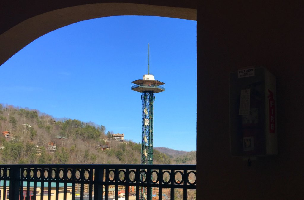 Photo of a Gatlinburg Condo named Cosy Comfort - This is the fifth photo in the set.