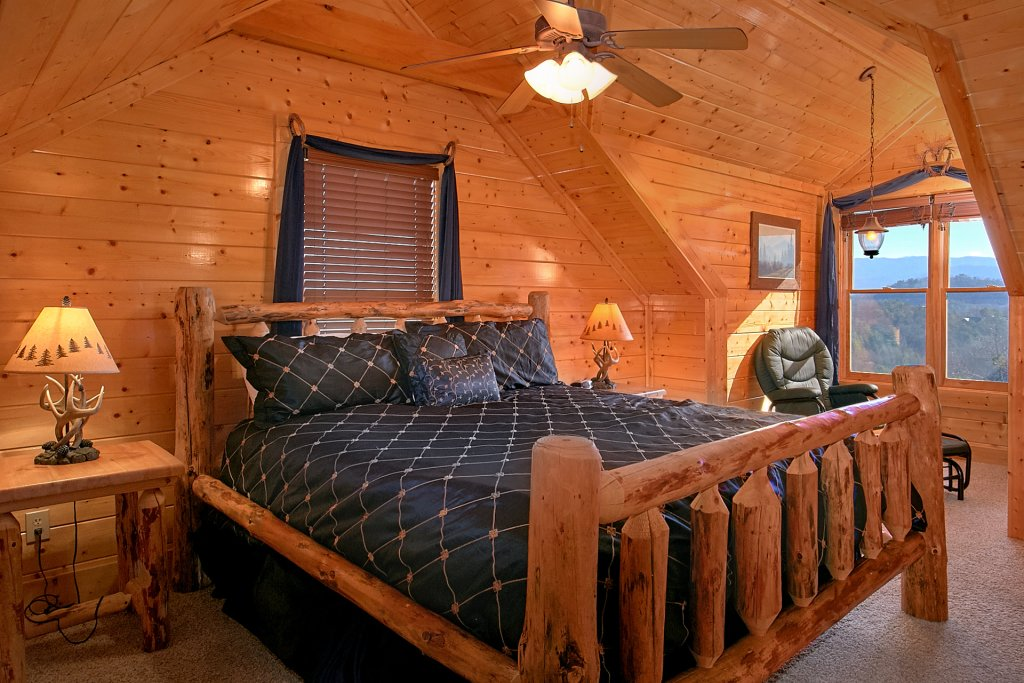 Photo of a Sevierville Cabin named Vista Lodge - This is the twenty-first photo in the set.