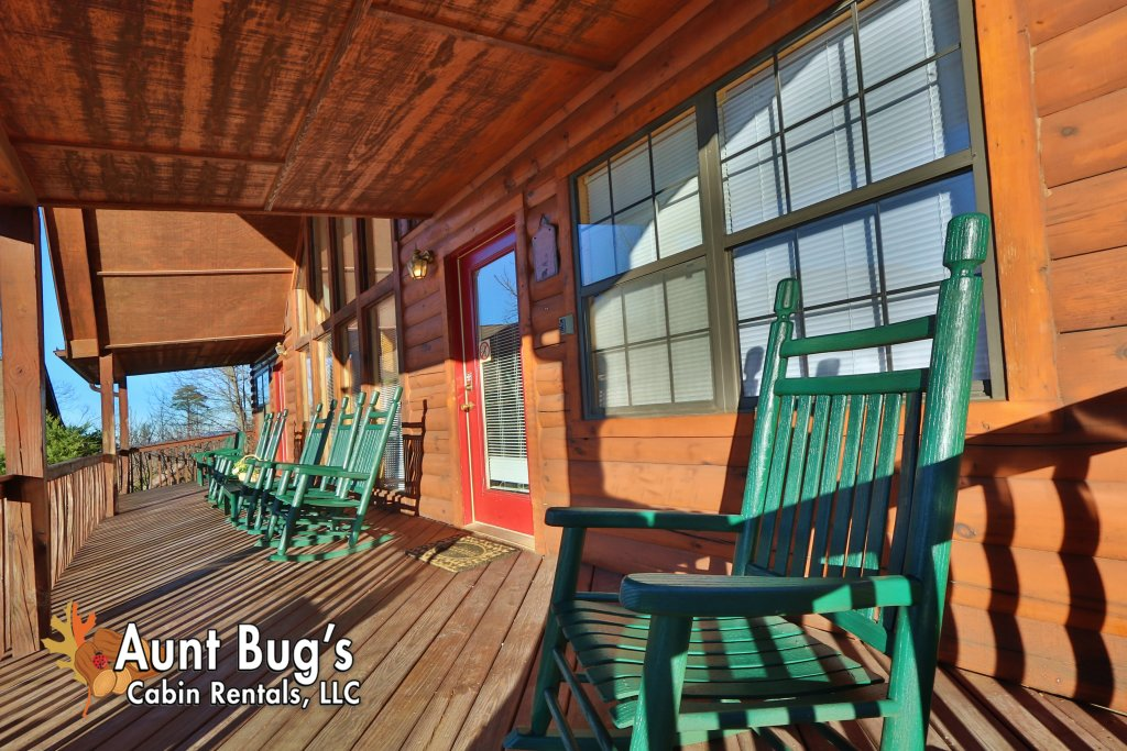 Photo of a Pigeon Forge Cabin named Sun-sational View #245 - This is the seventh photo in the set.