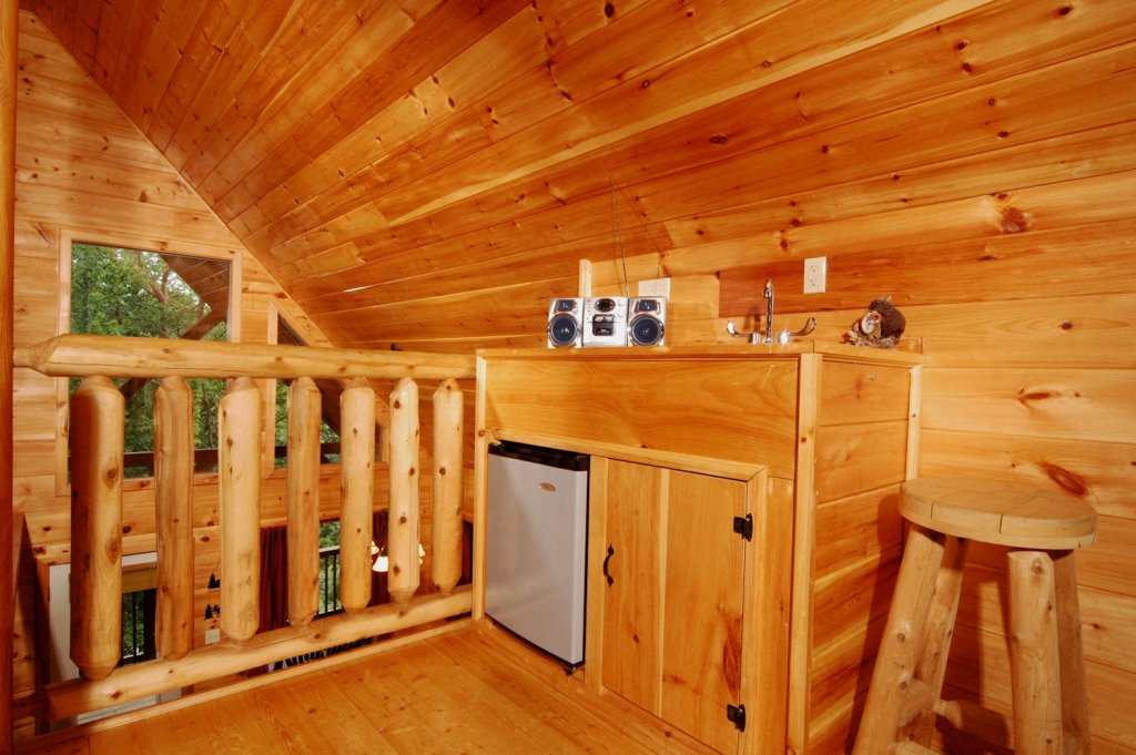 Photo of a Pigeon Forge Cabin named A Bear's Eye View #251 - This is the thirteenth photo in the set.