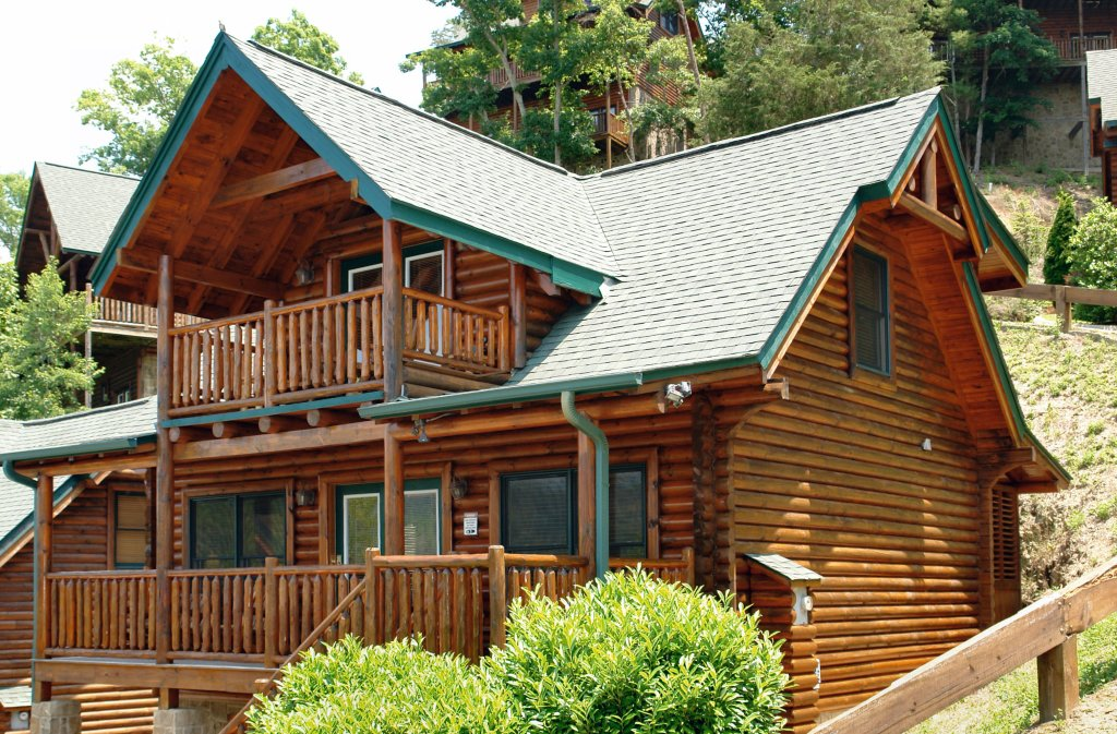 Photo of a Pigeon Forge Cabin named Starry Nights #222 - This is the thirty-third photo in the set.