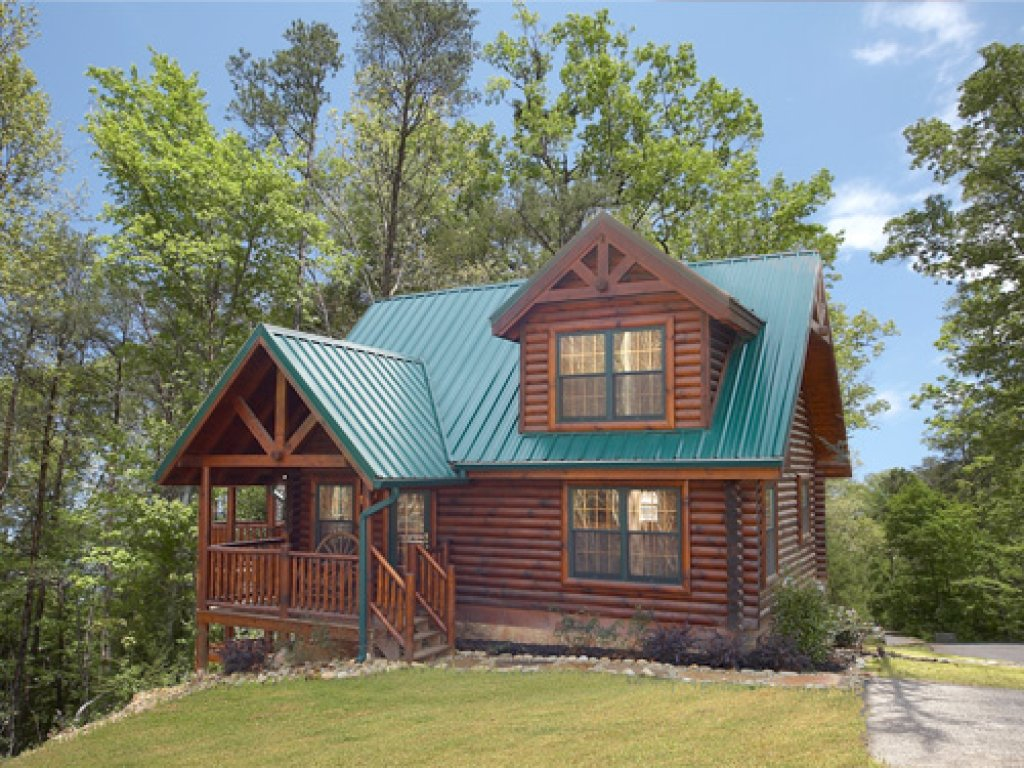 Photo of a Gatlinburg Cabin named Fontana - This is the fourteenth photo in the set.