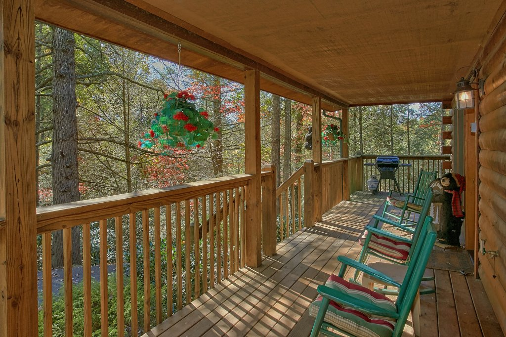 Photo of a Gatlinburg Cabin named Rustic Elegance #422 - This is the twenty-sixth photo in the set.