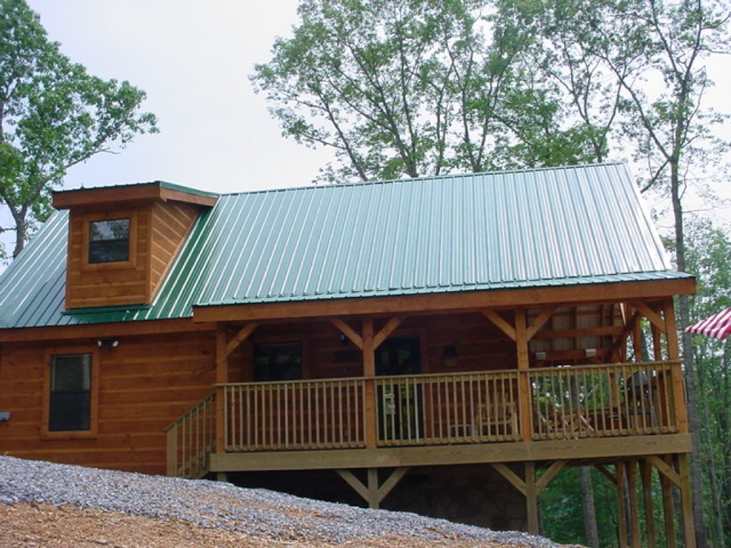 Photo of a Pigeon Forge Cabin named Wow !! What A Cabin #255 - This is the twenty-seventh photo in the set.
