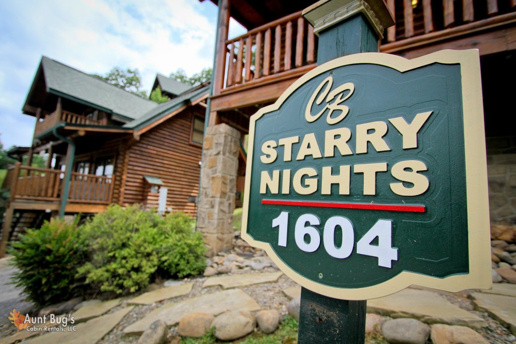 Photo of a Pigeon Forge Cabin named Starry Nights #222 - This is the eighteenth photo in the set.