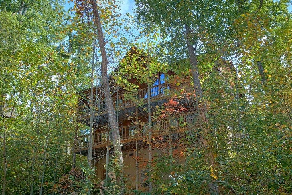 Sweet Mountain Laurel #403 Cabin In SEVIERVILLE W/ 4 BR