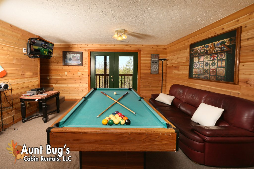 Photo of a Gatlinburg Cabin named Mountain Perch #2134 - This is the tenth photo in the set.