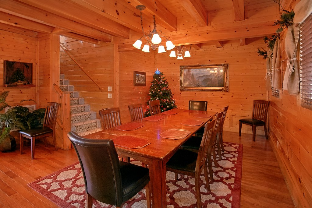 Photo of a Sevierville Cabin named Vista Lodge - This is the fourteenth photo in the set.