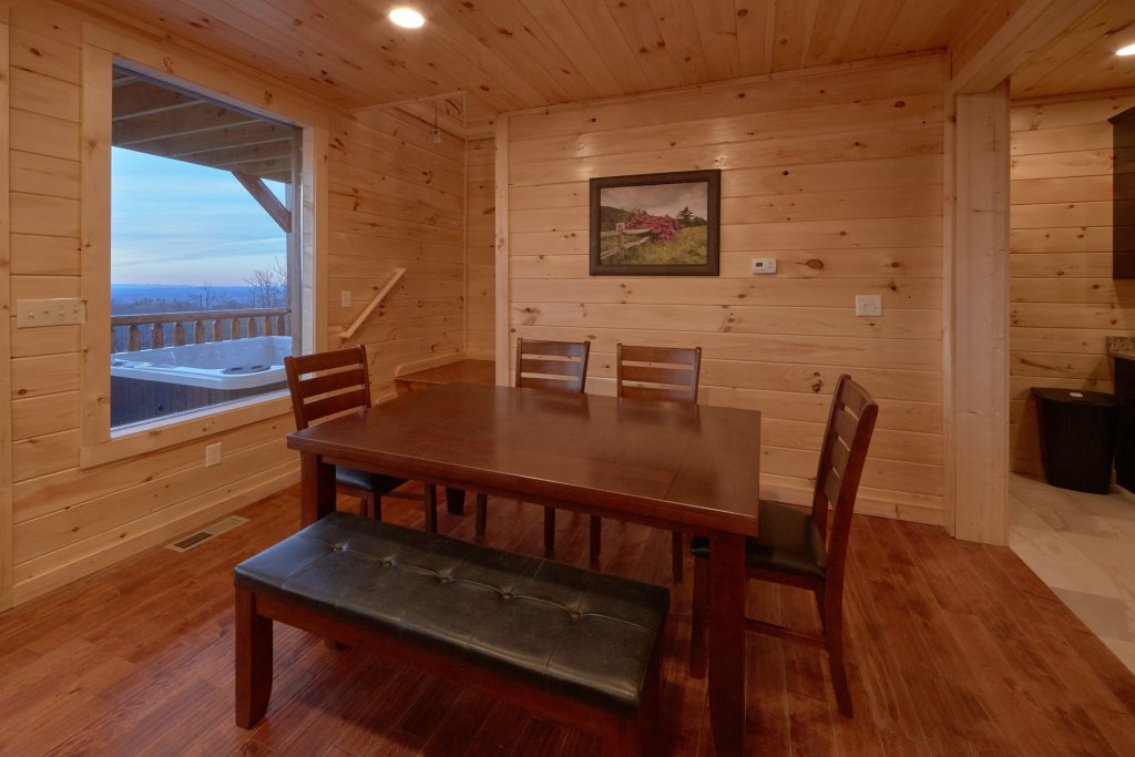Photo of a Pigeon Forge Cabin named Panoramic Views - This is the thirteenth photo in the set.