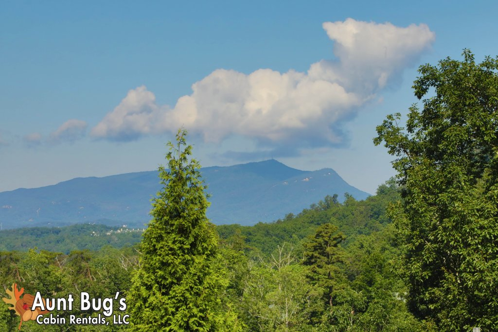 Photo of a Pigeon Forge Cabin named Sun-sational View #245 - This is the second photo in the set.