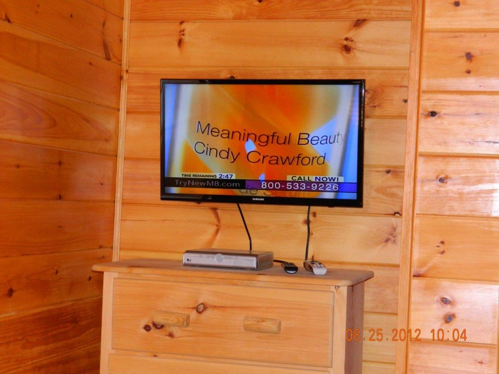 Photo of a Pigeon Forge Cabin named A Bear's Eye View #251 - This is the thirty-eighth photo in the set.