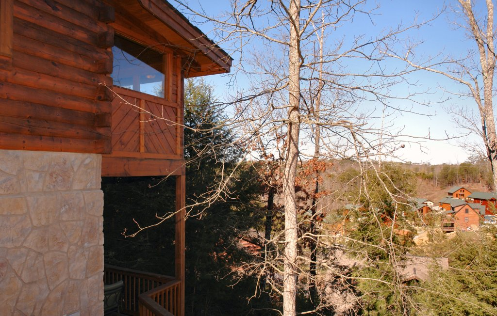 Photo of a Pigeon Forge Cabin named Almost Bearadise #289 - This is the twenty-second photo in the set.