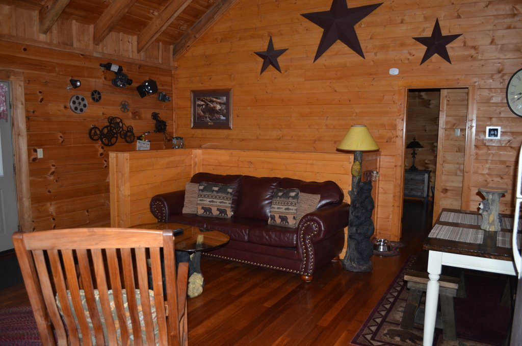 Photo of a Pigeon Forge Cabin named Firefly Hollow #165 - This is the tenth photo in the set.