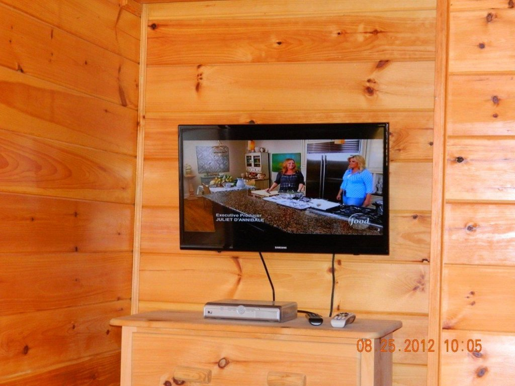 Photo of a Pigeon Forge Cabin named A Bear's Eye View #251 - This is the thirty-fifth photo in the set.