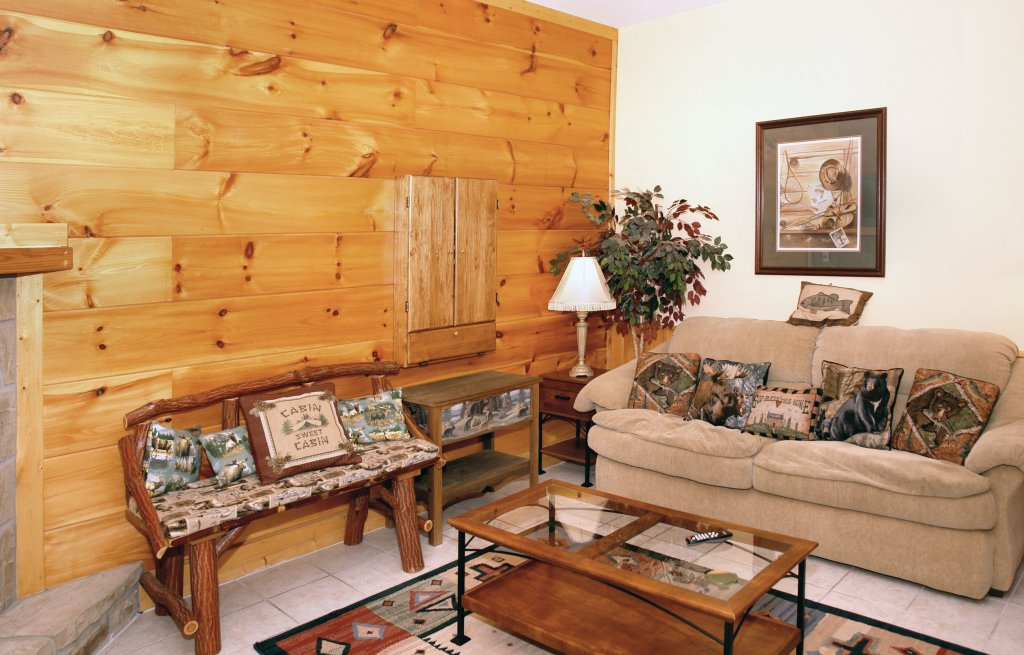 Photo of a Pigeon Forge Cabin named Almost Bearadise #289 - This is the sixth photo in the set.