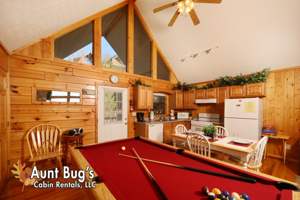 Photo of a Pigeon Forge Cabin named Sun-sational View #245 - This is the twenty-second photo in the set.