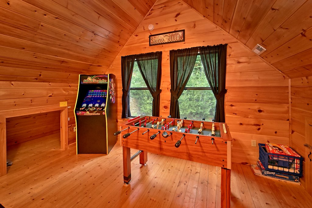 Photo of a Pigeon Forge Cabin named A Bear's Eye View #251 - This is the sixth photo in the set.