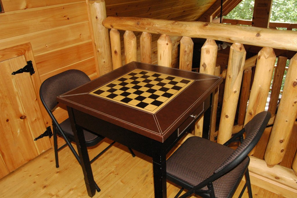 Photo of a Pigeon Forge Cabin named A Bear's Eye View #251 - This is the twelfth photo in the set.