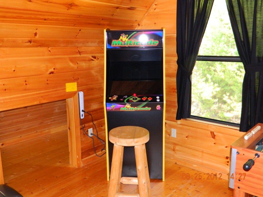 Photo of a Pigeon Forge Cabin named A Bear's Eye View #251 - This is the seventh photo in the set.