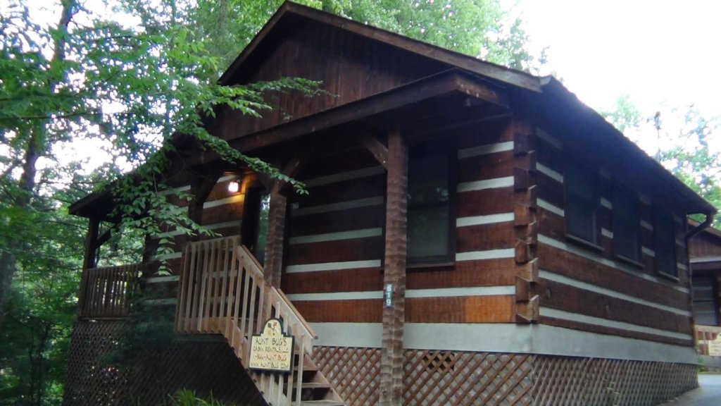 Photo of a Gatlinburg Cabin named Puppy Love #1619 - This is the twelfth photo in the set.