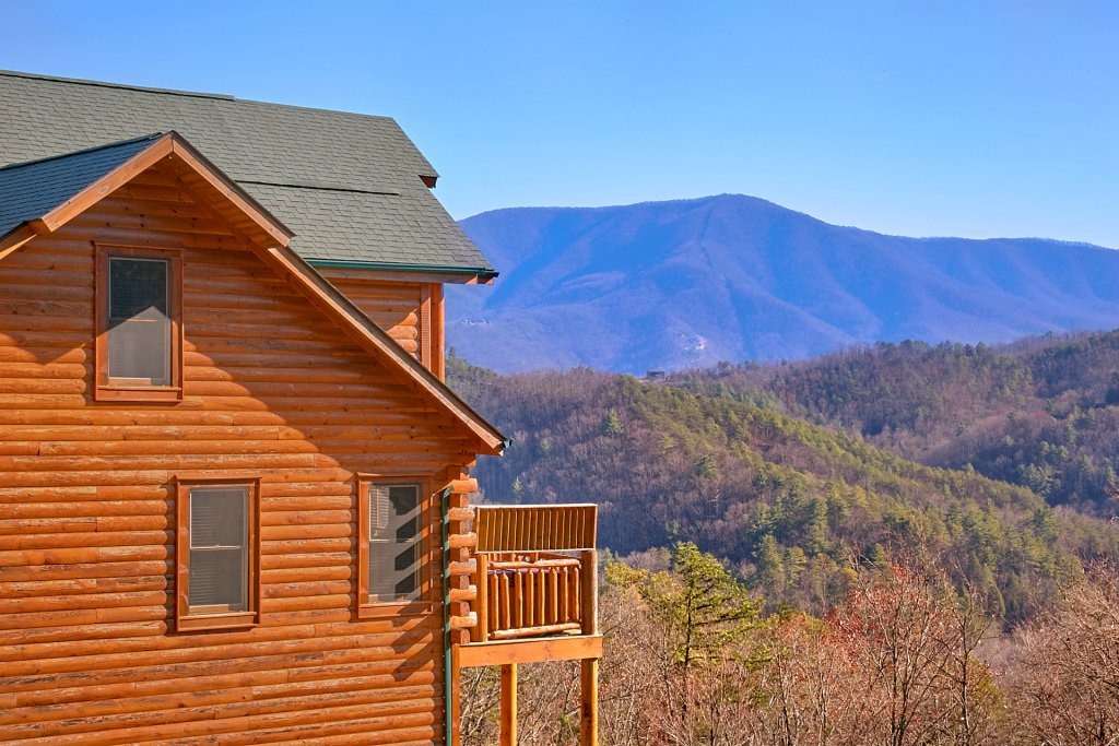 Photo of a Sevierville Cabin named Vista Lodge - This is the twenty-fifth photo in the set.
