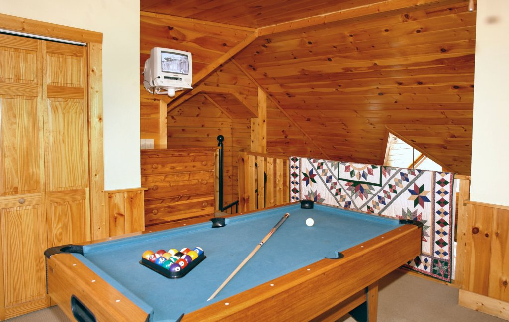 Photo of a Pigeon Forge Cabin named Almost Bearadise #289 - This is the seventh photo in the set.