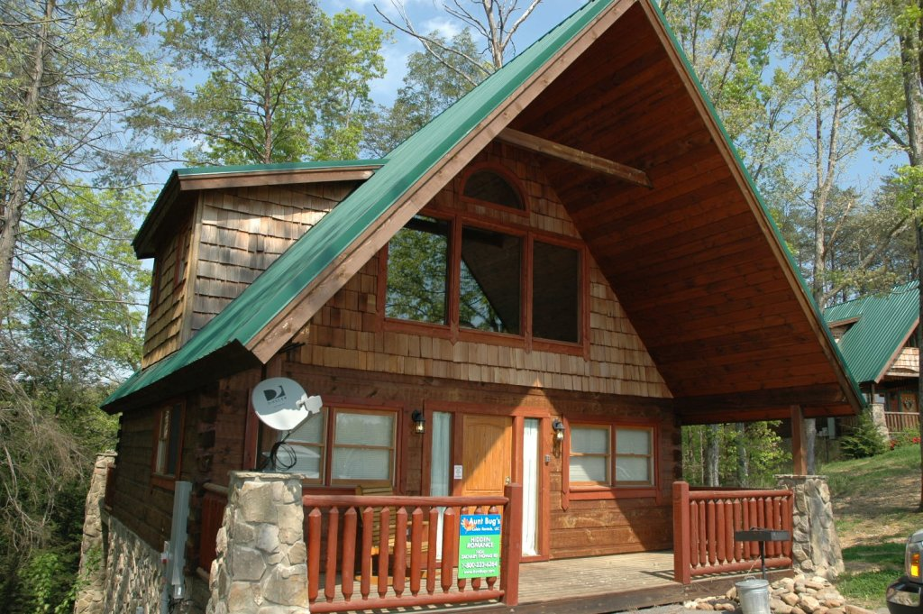 Photo of a Pigeon Forge Cabin named Hidden Romance #1404 - This is the thirteenth photo in the set.